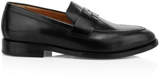 Cole Haan Kneeland Leather Penny Loafers