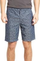 John Varvatos Men's Floral Print Shorts