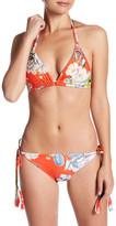 Rachel Roy Floral Side Tie Bikini Bottom