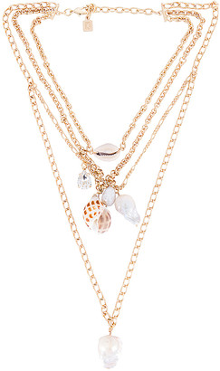Dannijo Syd Layered Necklace