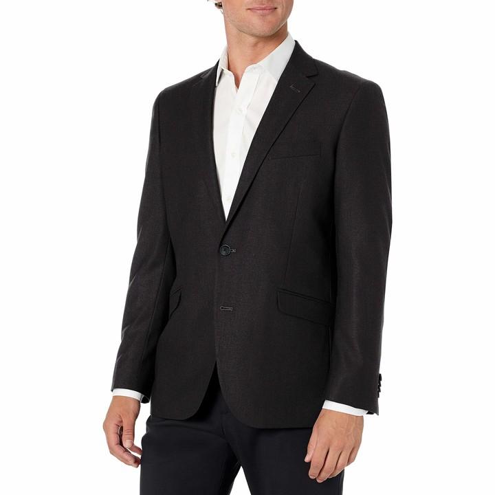 Blazer, Pant, and Vest Kenneth Cole REACTION Mens Techni-Cole Stretch Slim Fit Suit Separate