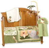 NoJo Jungle Babies Crib Bedding Collection