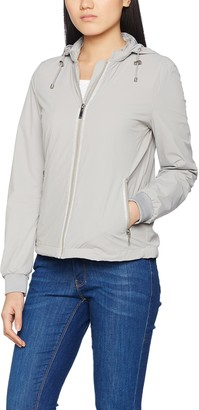 Geox Women's WOMAN JACKET Long Sleeve Jacket