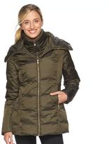 Hemisphere Women's Double-Zip Down Jacket