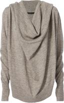 Nicholas K Marco Granite Hoodie Sweater