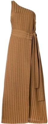 Muller of Yoshio Kubo One-Shoulder Dress