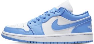 Jordan Air 1 Low WMNS 'UNC' Shoes - Size 5W
