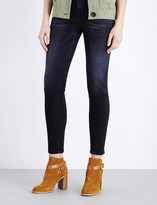 Current/Elliott The Stiletto skinny high-rise jeans