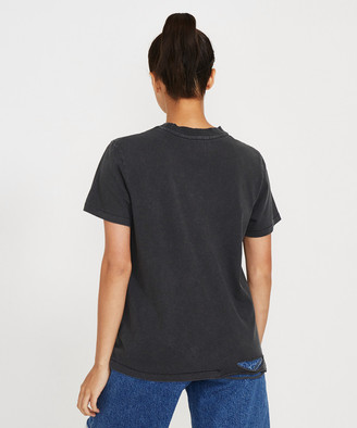 The People Vs Harris Boyfriend T-Shirt Washed Black