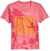 GUESS Men's Road Tripping T-Shirt