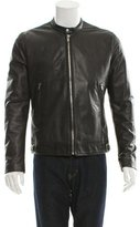 BLK DNM Leather Moto Jacket w/ Tags