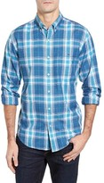 Vineyard Vines Men's Brittanic - Tucker Slim Fit Plaid Sport Shirt