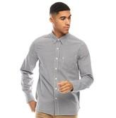 Levi's Mens Sunset 1 Pocket Long Sleeve Shirt Briggs Dress Blues