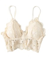 Goodnight Macaroon 'Liliana' Lace Padded Bralette (2 Colors)