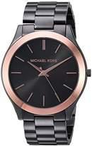 Michael Kors Men's Quartz Stainless Steel Casual Watch