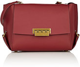 Zac Posen WOMEN'S EARTHA FLAP-FRONT SHOULDER BAG