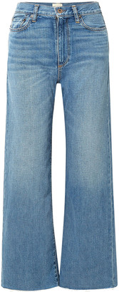 Simon Miller High-rise Wide-leg Jeans
