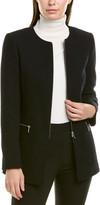 Lafayette 148 New York Landon Wool Jacket