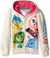 Disney Little Girls Inside Out Yay Joy Hoodie