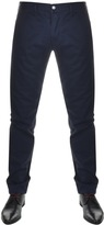 Edwin ED55 Chino Trousers Navy