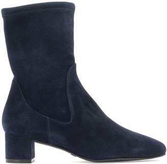 Stuart Weitzman Ernestine Ankle Boots