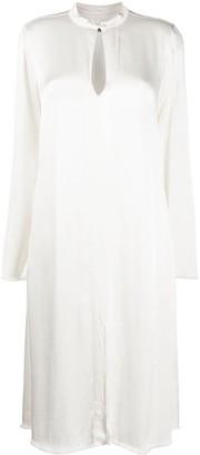 Raquel Allegra Shirt Straight Dress