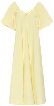 Co Cotton-blend poplin dress