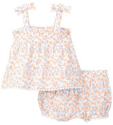 Jessica Simpson Floral Top & Bottom Set (Baby Girls)