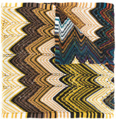 Missoni zigzag knitted scarf - women - Acrylic/Nylon/Wool - One Size