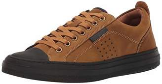 Kenneth Cole Reaction Men's Optimist B Sneaker Made Using Repurposed Leather