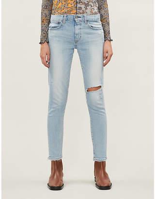 Moussy VINTAGE Vivian skinny stretch-denim jeans