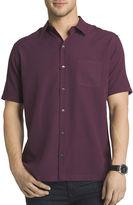 Van Heusen Short-Sleeve Woven Shirt