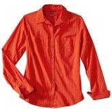 Merona Women's Classic Long Sleeve Shirt - Assorted Color