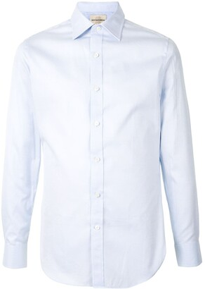 Kent & Curwen Classic Button-Up Shirt