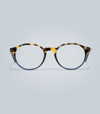 Christian Dior Blacktie264 tortoiseshell glasses