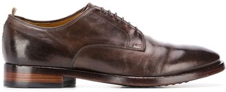 Officine Creative Princeton lace-up derby shoes