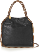 Stella McCartney Falabella mini faux-suede cross-body bag