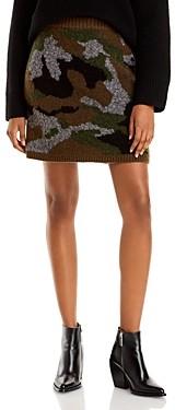 Aqua Mini Sweater Skirt - 100% Exclusive