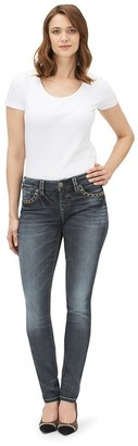 Silver Jeans Silver Suki High Pencil Skinny