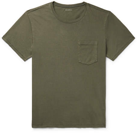 Club Monaco Williams Slim-Fit Cotton-Jersey T-Shirt