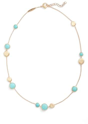 Marco Bicego Jaipur Stone Collar Necklace