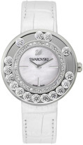 Swarovski Lovely Crystals White Watch