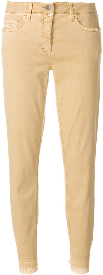 Luisa Cerano cropped skinny jeans
