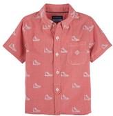 Andy & Evan Infant Boy's Sneaker Short Sleeve Shirt