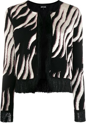 Just Cavalli knitted cardigan