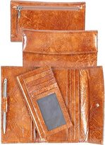 Scully Women's Wallet Clutch Patent 716