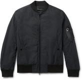Rag & Bone Manston Cotton Bomber Jacket