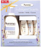 Aveeno Stress Relief Bath Gift Set