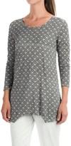 Nomadic Traders Savvy Tunic Shirt - Rayon, 3/4 Sleeve (For Women)