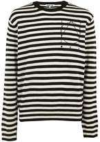 McQ Striped Sweater